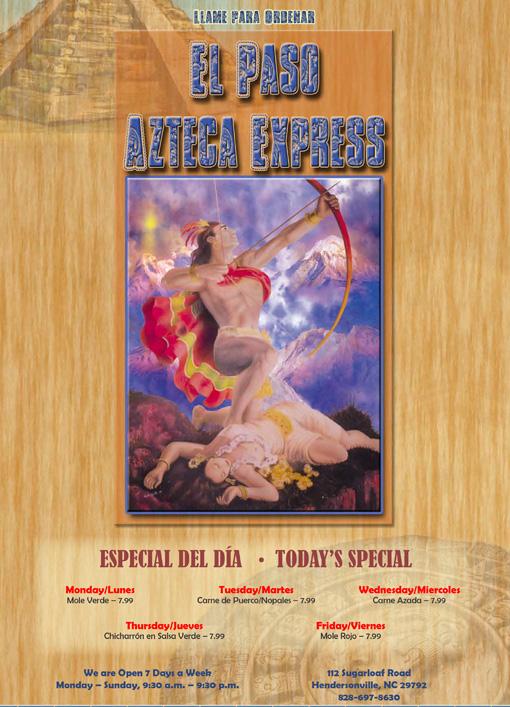 Taqueria El Paso Azteca-Express