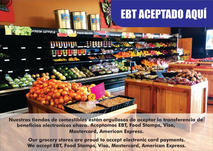 What Places Accept Ebt Food